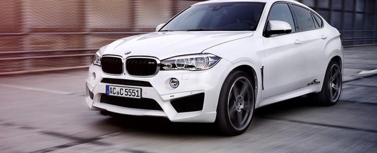 BMW-Х6-АС-Schnitzer