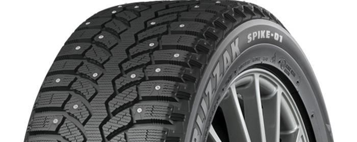 Bridgestone Blizzak Spike 01 5261265