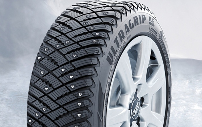 Goodyear UltraGrip Ice Arctic 156165165