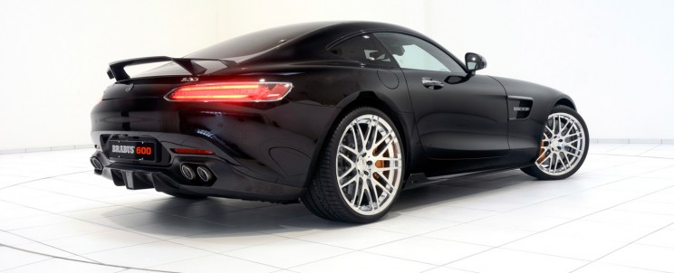 Brabus-Mercedes-AMG-GT