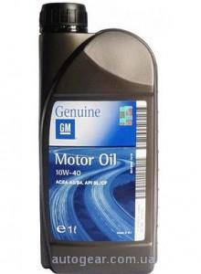 gm-semi synthetic-10w-40