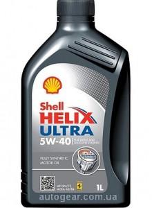 shell helix ultra-5w-40
